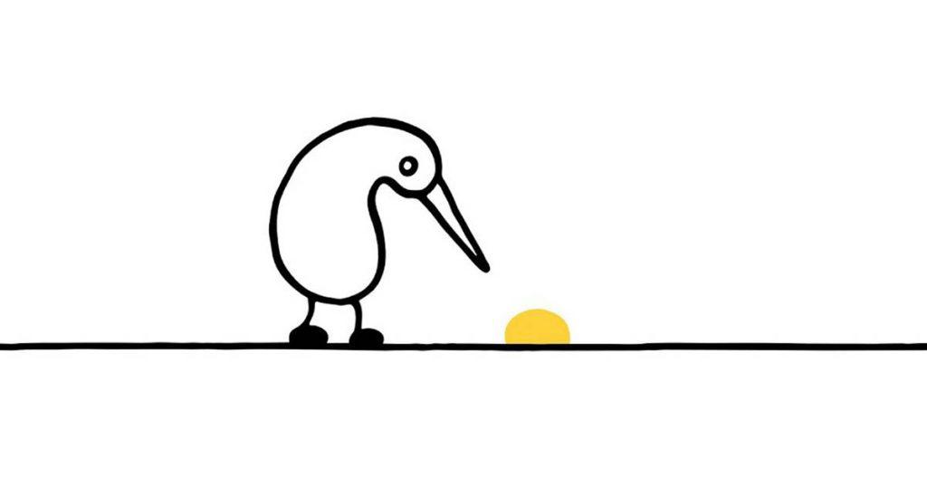 kiwi taste a nugget